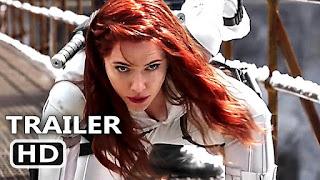 Viúva Negra Legendado em Português  (Black Widow, 2020) - Trailer