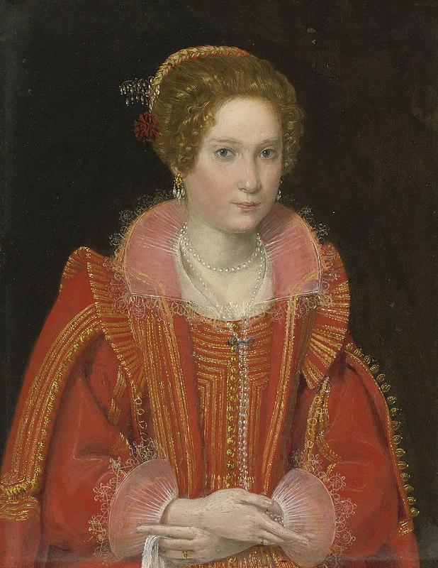 Ottavio Maria Leoni - Portrait of a Lady