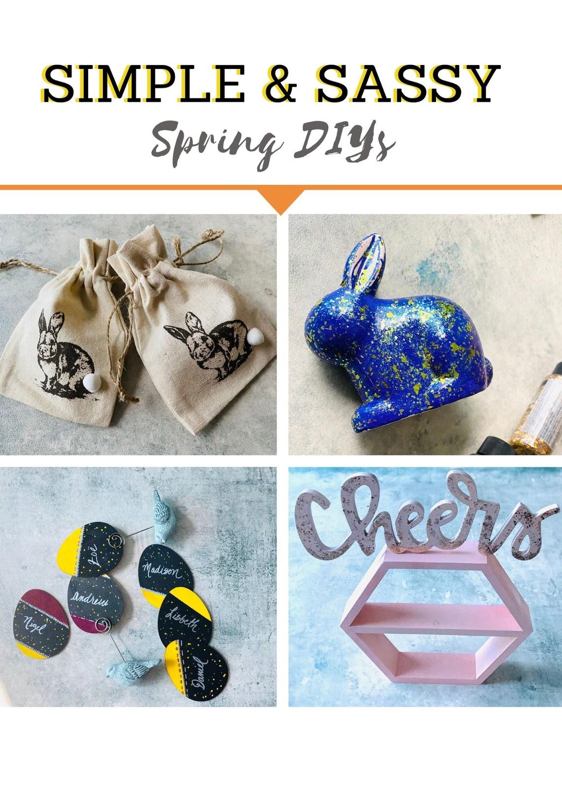 Kid-friendly Spring DIYs