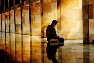 niat shalat tahiyatul masjid