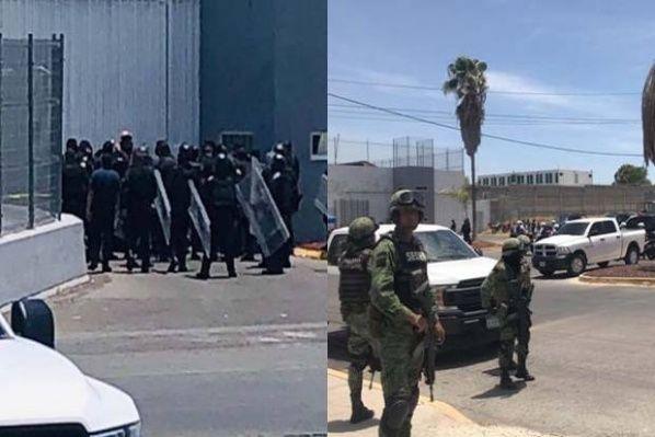 La nueva guerra por venir  CJNG vs Cártel de Sinaloa los 8 ejecutados a balazos en Puente Grande por el control dentro del penal