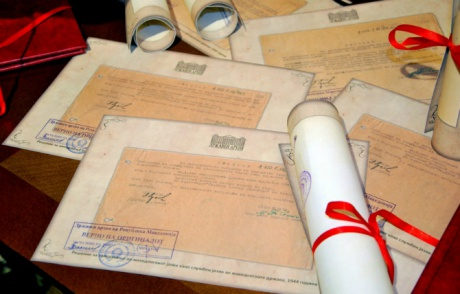 Macedonia's National Archive Publishes New Copies of Historically Important Documents