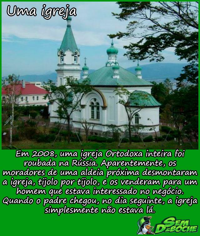 Uma igreja