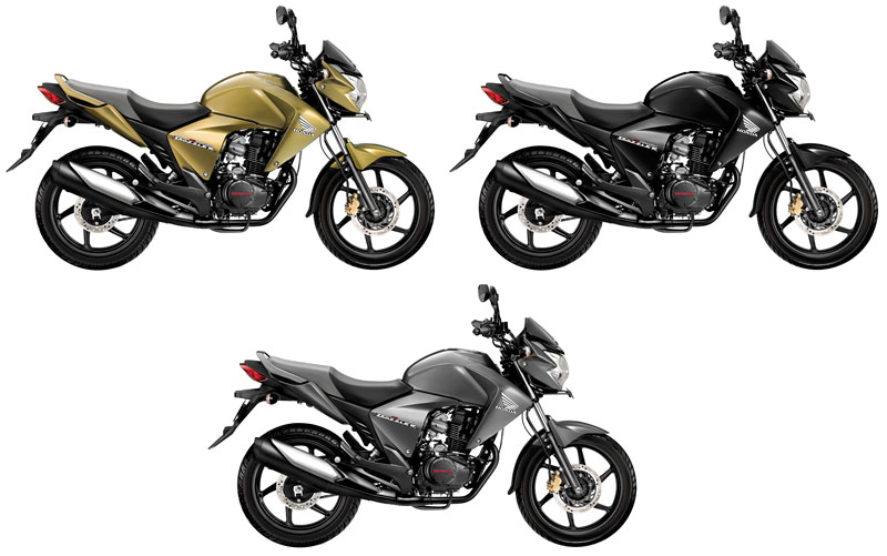 new honda bike india