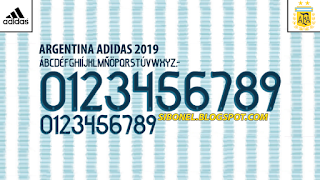 Font Argentina 2019