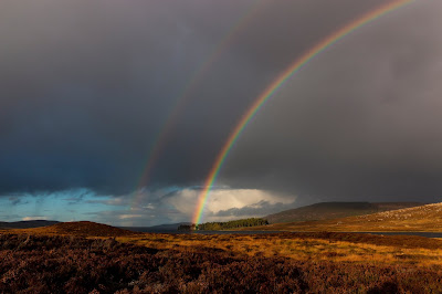 photo of storm with a rainbow by Photo by Brian Taylor on Unsplash
