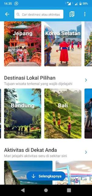 Traveloka Xperience Bali