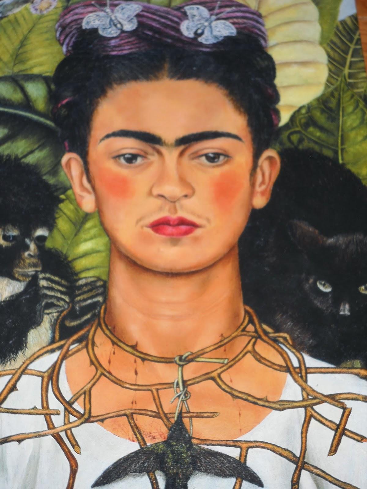 My writing life: Frida Kahlo