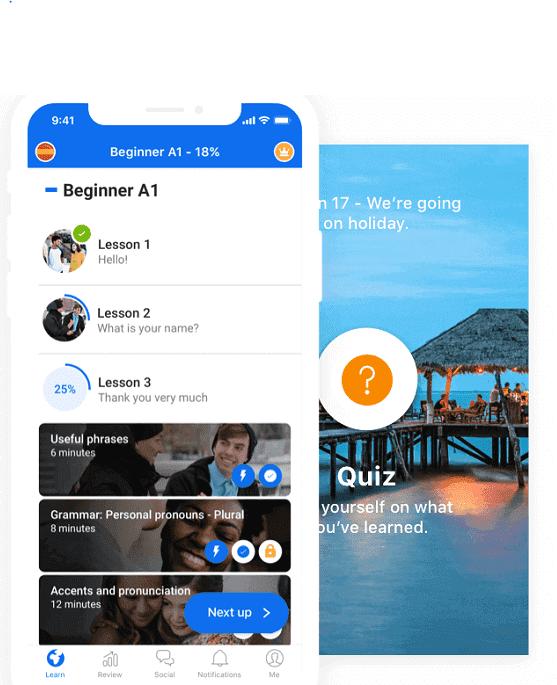 حصريا تحميل تطبيق busuu premium free 2019 للاندرويد مجانا لاكتساب مهارات في تعلم اللغات