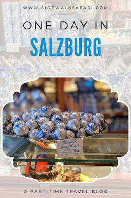 One Day in Salzburg Austria