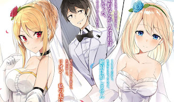 Otome Game Sekai wa Mob ni Kibishii Sekai Desu (Novela Ligera en español)