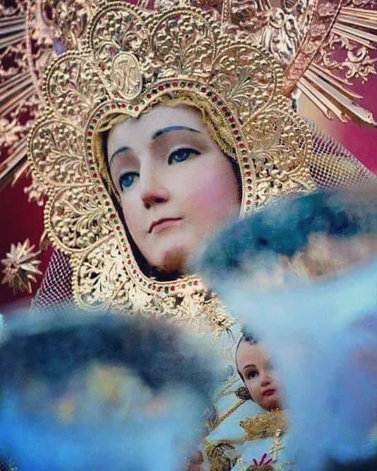 Suspensión Salida Procesional Patrona de Cañete la Real, Nuestra Señora de Caños Santos Coronada