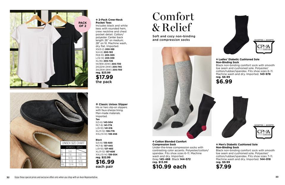 Comfort & Relief!