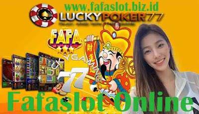 Fafaslot Online