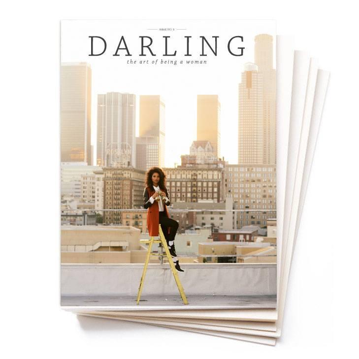 Darling Issue No. 5 // www.thoughtsbynatalie.com #darlingmagazine