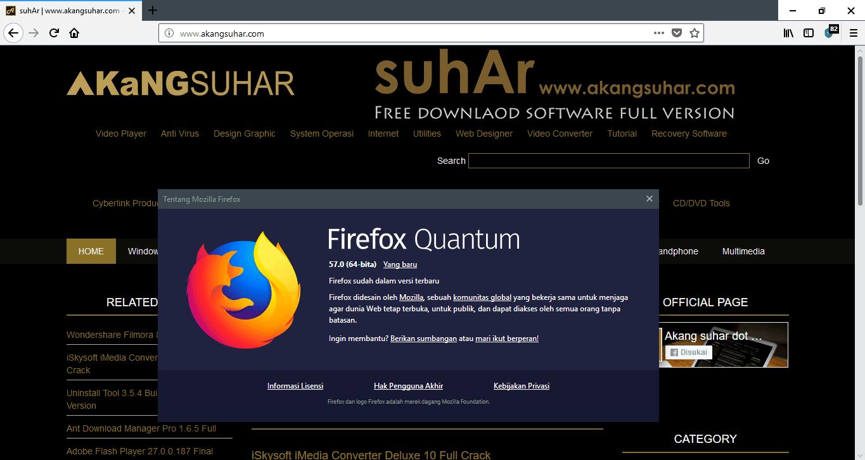 Mozilla Firefox Quantum stable Offline Installer
