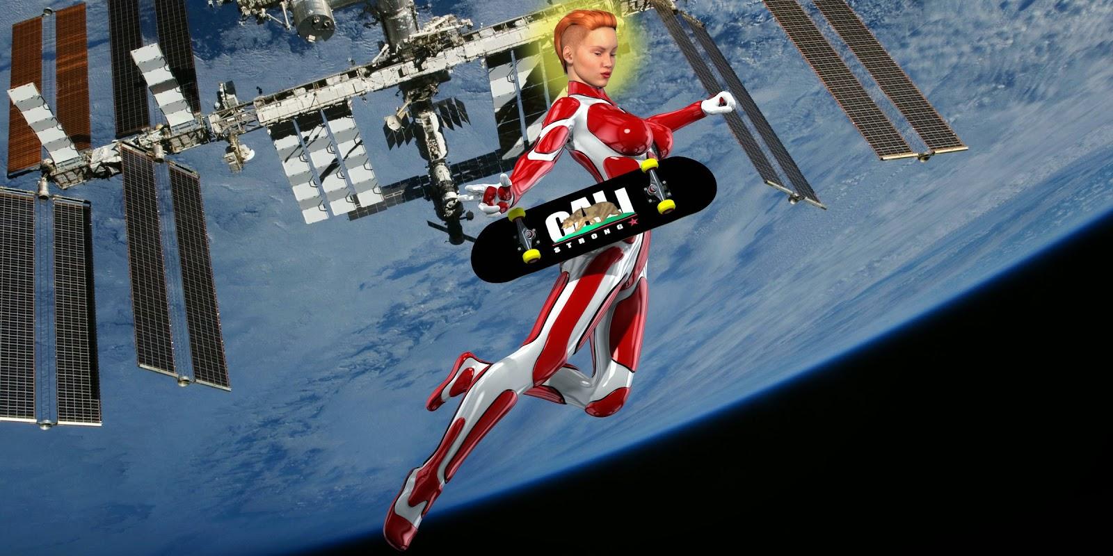 CALI Strong Original Skateboard Trick Complete
