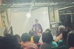 Misa Arwah 1000 Hari Ibu RA Chornelia Budiutami di Lingkungan St. Arcadius 5