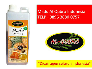 Jual Madu Al Qubro Nanas 1KG, 0896 3680 0757, Grosir Madu Al Qubro Nanas 1KG