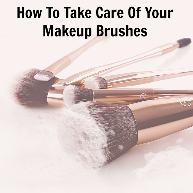 How To Take Care Of Your Makeup Brushes By Barbies Beauty Bits and Miracos makeup