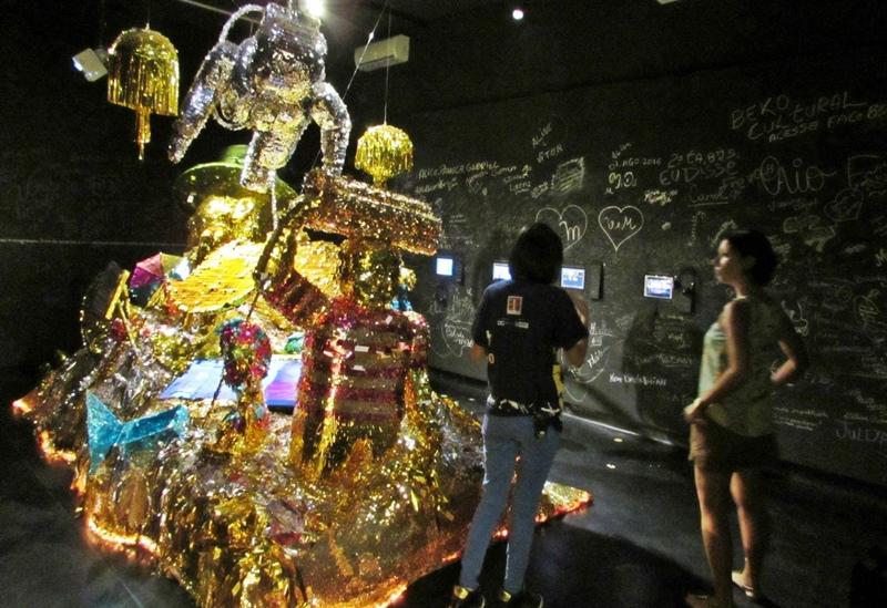 Museu em Recife: Paço do Frevo
