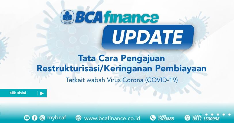 Syarat dan Cara Mengajukan Keringanan Pembiayaan di BCA Finance