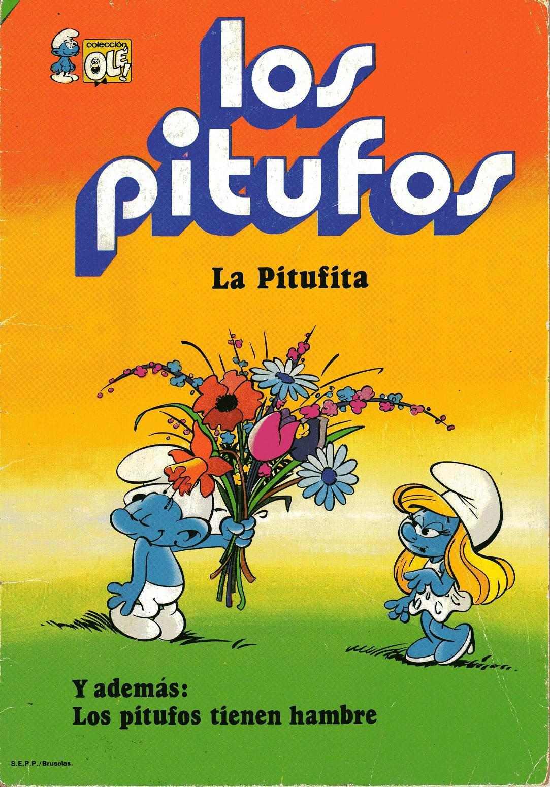 Los Pitufos: la Pitufita
