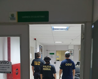 PF cumpre investiga desvios de R$ 33 milhões na Secretaria de Saúde do Piauí