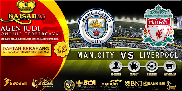PREDIKSI TEBAK SKOR JITU LIGA UEFA CHAMPIONS LEAGUE MANCHESTER CITY VS LIVERPOOL 11 APRIL 2018
