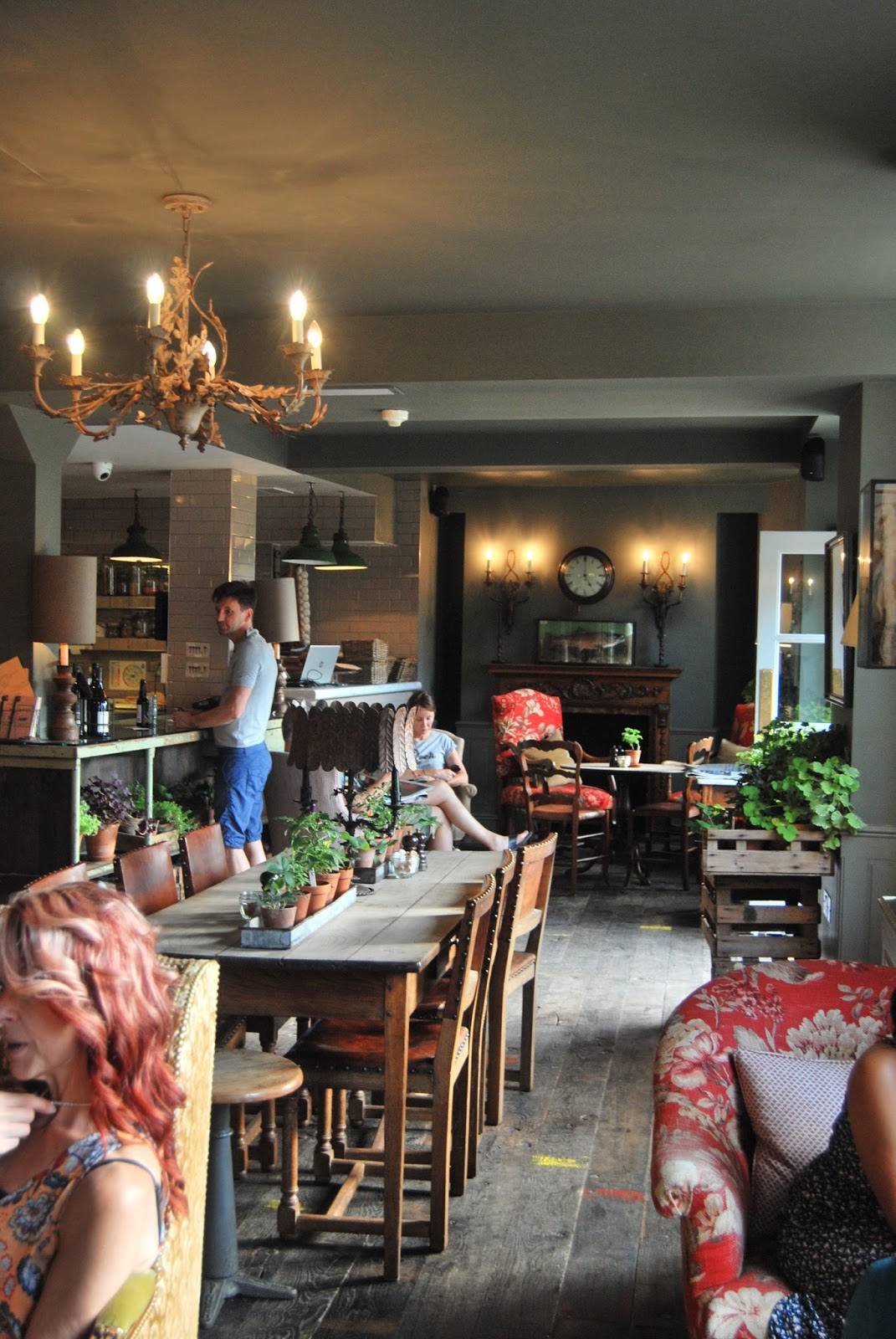 Days Away - Stay and Eat at The Pig in Southampton, photo by modern bric a brac