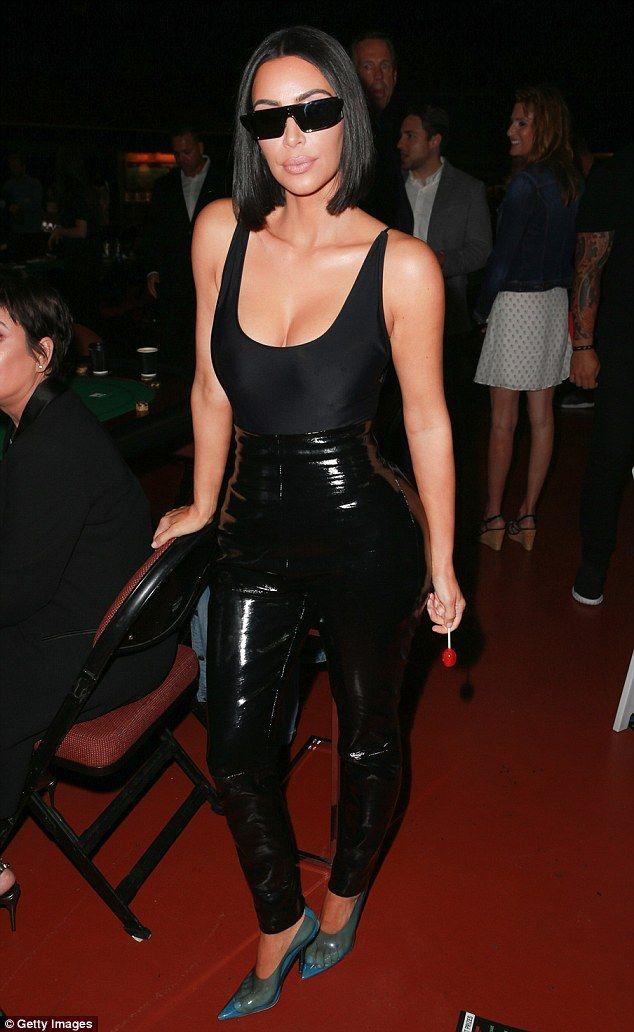 22 Beautiful Kim Kardashian Pictures and Photos