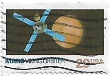 Selo Marte e a Sonda Viking
