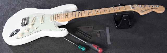 Service gitar