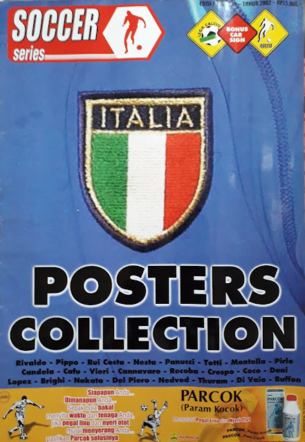 SOCCER SERIES: POSTERS COLLECTION
