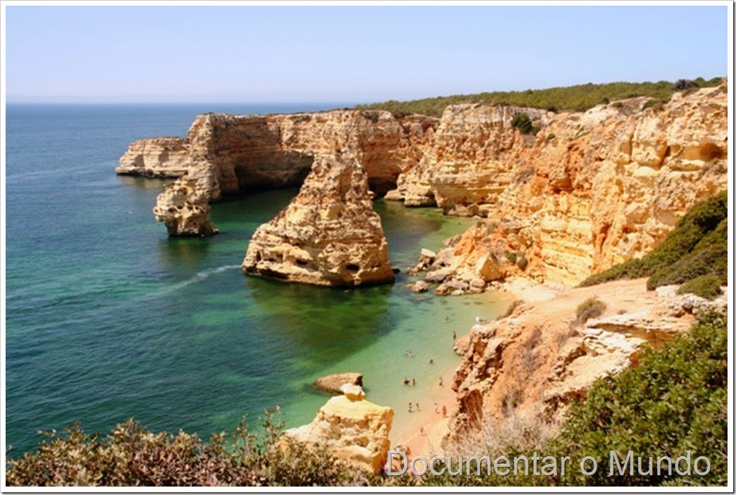Praia da Marinha; Praias do Concelho da Lagoa; Praias no Algarve