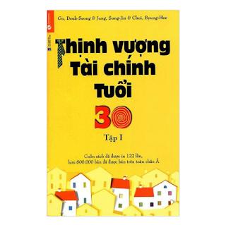 Thịnh Vượng Tài Chính Tuổi 30 - Tập 1 (Tái Bản 2019) ebook PDF-EPUB-AWZ3-PRC-MOBI