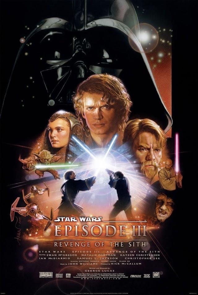 La Bogeria Del Cine: Star Wars III: La Venganza de los Sith