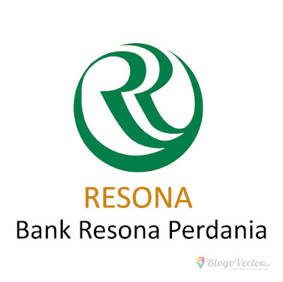 Bank Resona Perdania Logo Vector