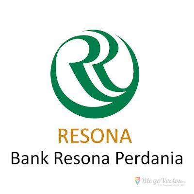 Bank Resona Perdania Logo Vector
