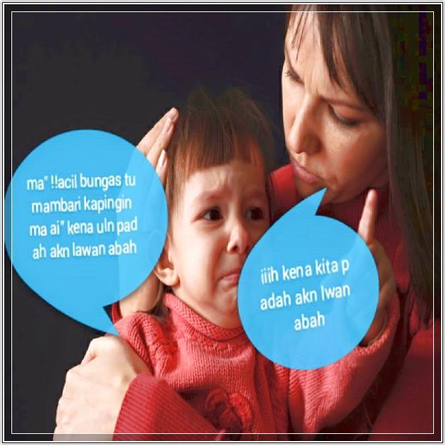 Kumpulan Gambar Kata Kata Lucu Bahasa Banjar Terbaru