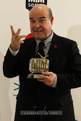 Premio Especial MiM a Antonio Resines