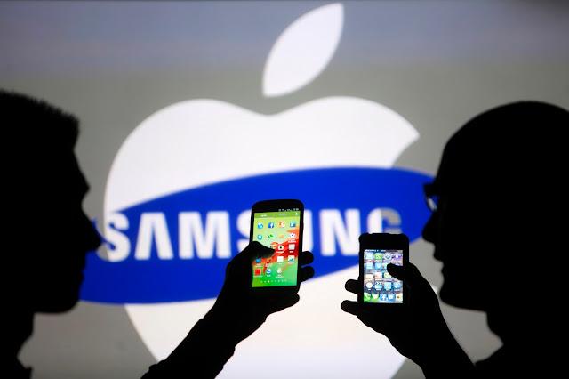سامسونج تهيمن على السوق العالمية للهواتف الذكية