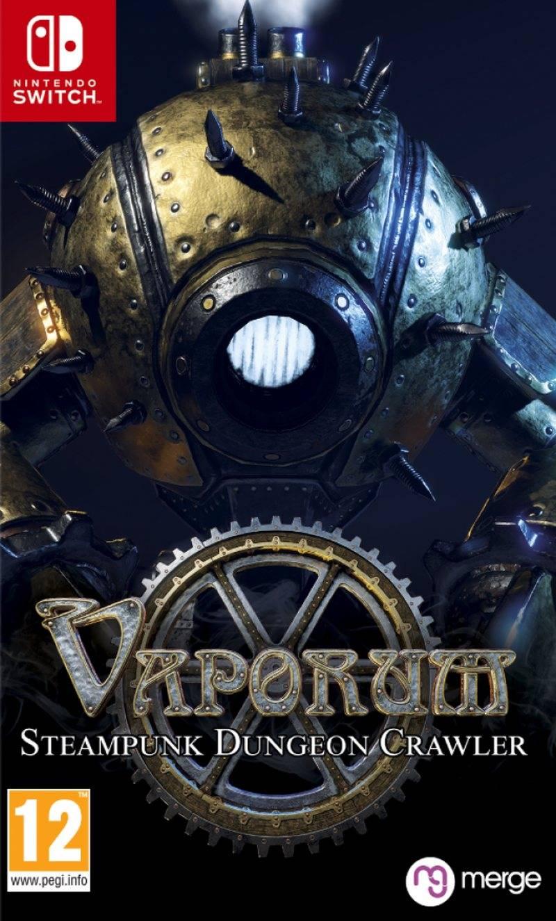 تحميل لعبة القتال Vaporum PC