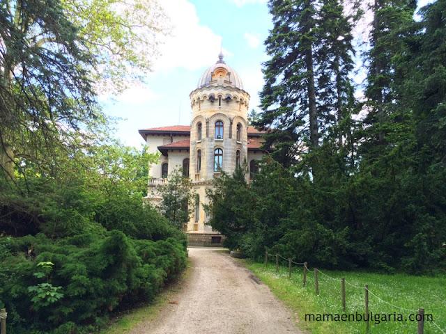 Palacio de Vrana, Sofía, Bulgaria