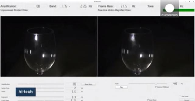 بالفيديو : مجهرمضخم للحركة لرؤية ما لا تراه العين المجردة .. ستندهش مما تراه