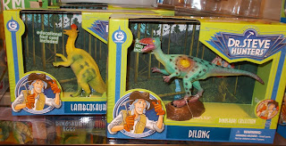 Boxed Dinosaurs; Dilong Paradoxus; Dinosaur Collection; Dinosaur Models; Dinosaur Toys; Dr. Steve Hunter; G - Geoworld; Geoworld; Geoworld Dinosaurs; Lambeosaurus; Model Dinosaurs; Polacanthus; Small Scale World; smallscaleworld.blogspot.com; TK Maxx; TK Maxx Dinosaur Models; TKMaxx; Toy Dinosaurs; Zuniceratops;