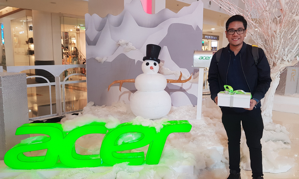 Acer Philippines, Mark Milan Macanas, TechPinas