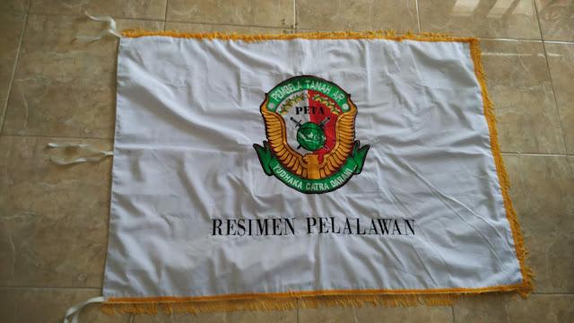 Bendera Resimen Pelalawan