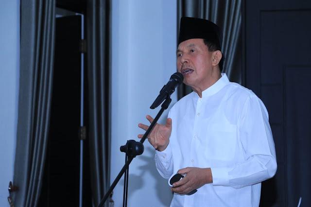 Walikota Prabumulih Ridho Yahya : Mengajak Masyrakat Agar Senantiasa Sambut Ramadhan Dengan Saling Memaafkan