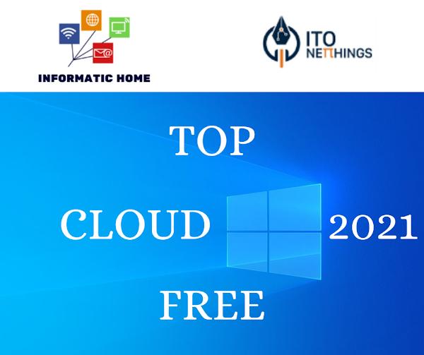 Top Cloud gratuito 2021!!!